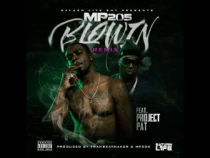 Video: MP205 - Blowin Remix Feat. Project Pat